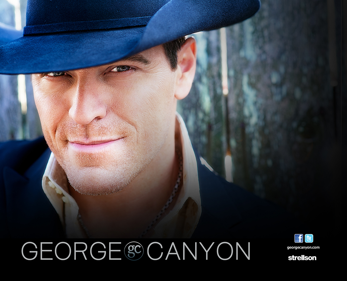 george canyon i want you to live lyrics