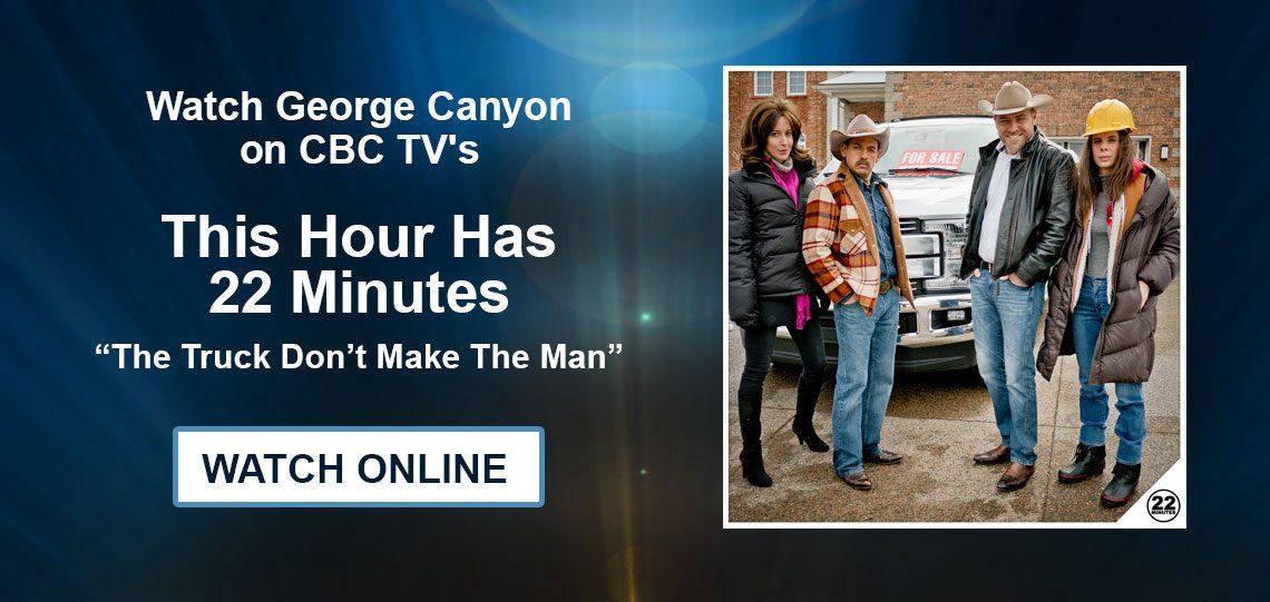 CBC TV 22 Minutes